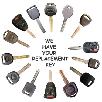 Lost CAR TRANSPONDER_ CHIP IGNITION KEY REPLACMENT, SERVICES